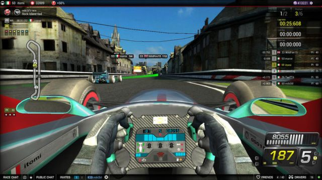 GAMES THAT ARE POPULAR IN SIM RACING