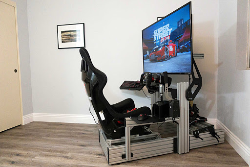 SIM RACING AT HOME, WHAT YOU NEED TO GET STARTED